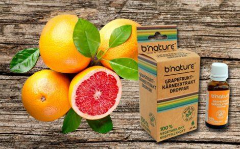 Grapefruit Seed Oil Plus Drops